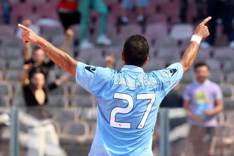 """Quagliarella torna a Napoli: """"lo striscione mi ha fatto tornare Napoletano"""""""