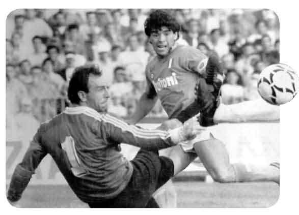 Mauro racconta Maradona