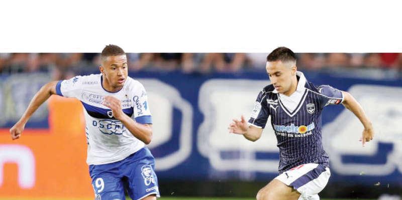 Adam Ounas vuole il Napoli e il Bordeaux raddoppia la richiesta