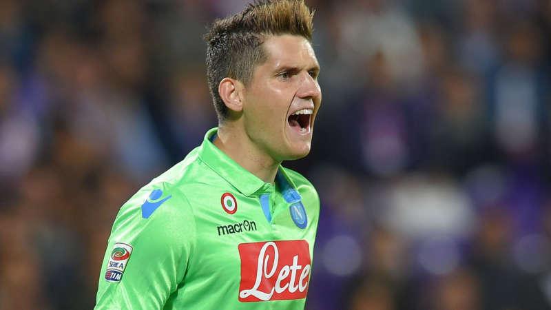 Rafael saluta Napoli: