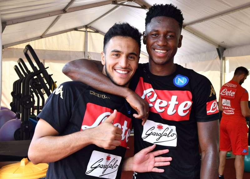 """Ounas al Corriere: """"Napoli ti esalta. Vi svelo perché ho scelto gli azzurri"""""""