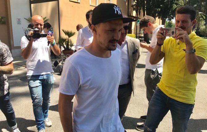 Dimaro Mario Rui felice di ritrovare Sarri.