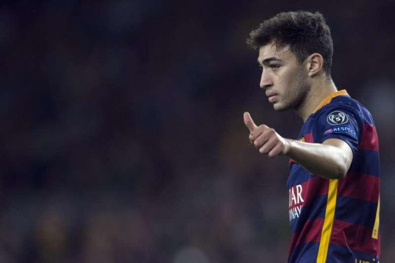 Sport.es: Offerta del Napoli per Munir del Barcellona. E se fosse lui il mr x di De Laurentiis? Il giocatore è stato al rivelazione della Youth League