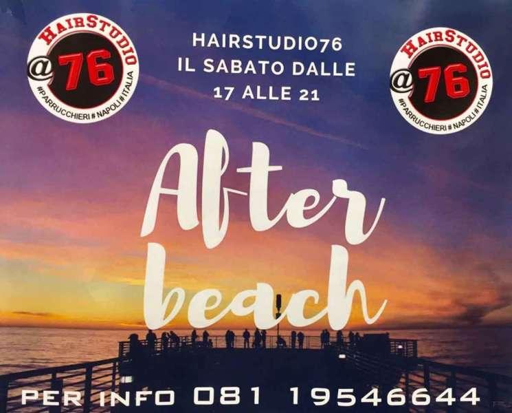 Napoli reinventa i parrucchieri: happy Hours e aperitivi.
