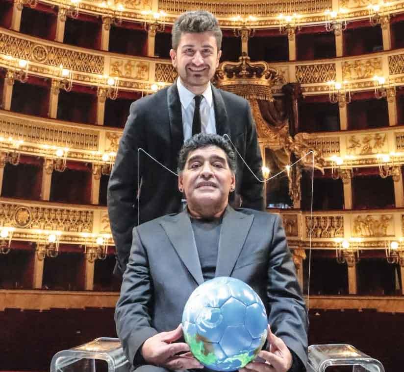 """Siani sbotta: """"Ora basta! Non pago Maradona e non sarò sul palco"""""""