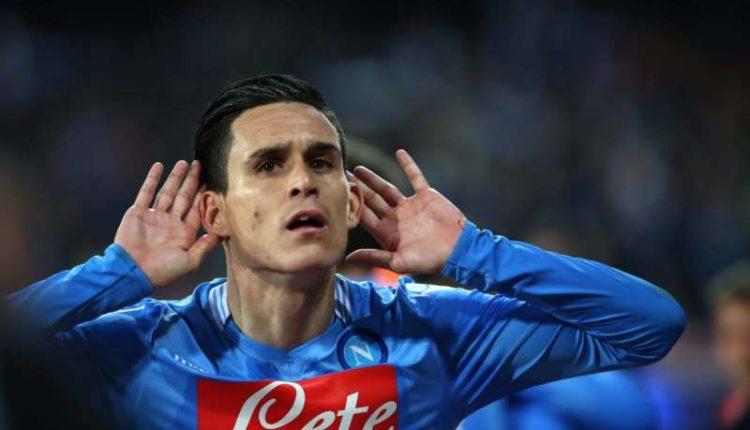 Callejon il Napoli vuole lo scudetto. Anche Calleti crede nella vittoria degli azzurri. Sarri e i segreti del gruppo. Reina non si tocca