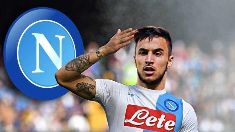 """Ounas al Corriere: Dagli inizi fino alla corte di Mou e a un futuro azzurro """"Da impazzire.""""Napoli ti esalta. Vi svelo perché ho scelto gli azzurri"""""""