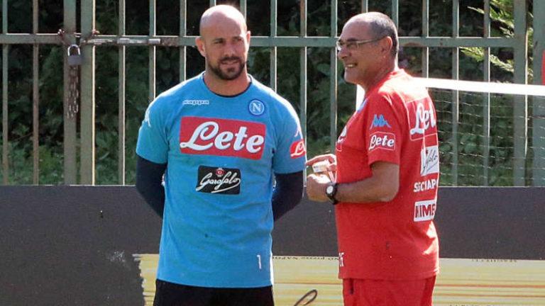 The Telegraph: Il Manchester City su Reina. Acordo vicino. www.napolipiu.com