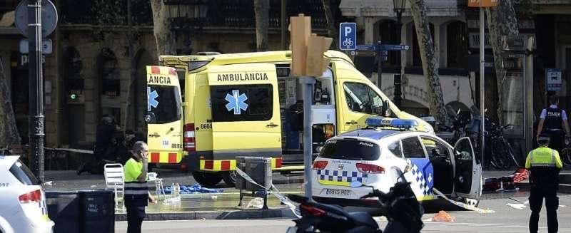 Attentato sulla Rambla di Barcellona: Turisti Napoletani raccontano l'attacco terroristico