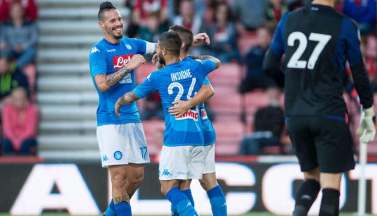 Napoli-Bournemouth 2-2. E' un Napoli bellissimo, ma anche double face. Zielinski salva gli azzurri. Tante le indicazioni per Sarri in questa gara.