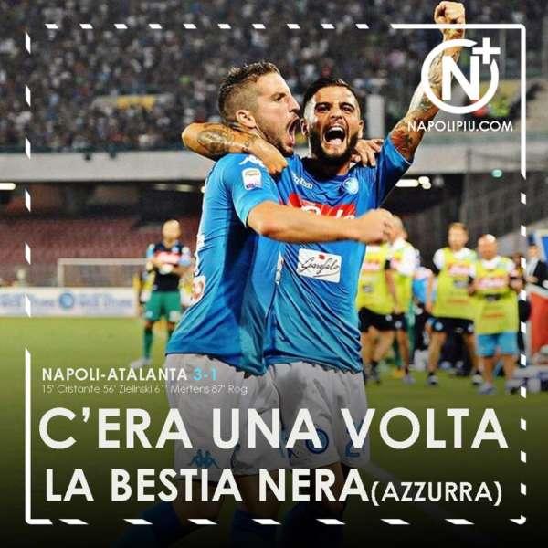 Napoli-Atalanta 3-1: Al San Paolo il jolly che cambia una notte. La Dea è abbattuta. L'impatto degli azzurri è stato devastante. Vincente.