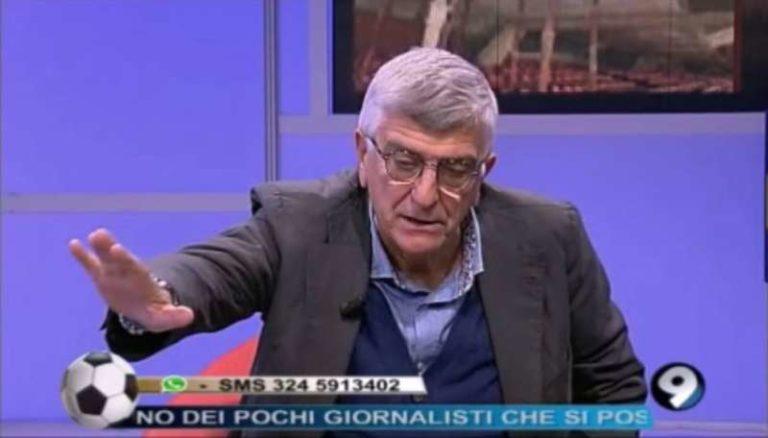 Botta e risposta in Tv.Marino contro Fedele. L'ex Dg azzurro risponde piccato alle valutazioni di Enrico Fedele.