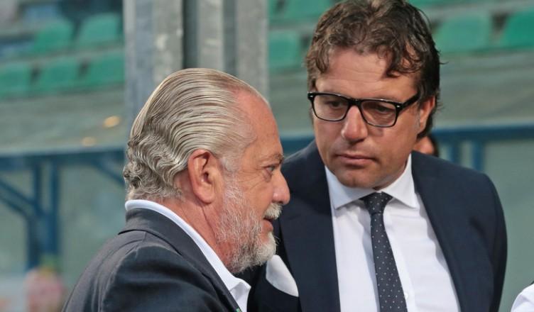 l Napoli ha soldi e futuro ma per lo scudetto manca l'ultimo tassello. Per Aurelio De Laurentiis e Andrea Chiavelli sono giorni di riflessione.