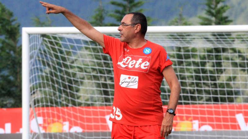Sarri rinuncia al forum per gli allenatori di club élite a Nyon. Oggi sarà Castel Volturno ad allenare i calciatori non convocati dalle nazionali.