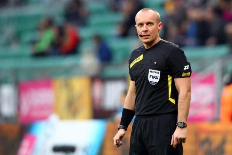 Napoli-Nizza arbitra Marciniak. L'arbitro polacco ha un precedente negativo...