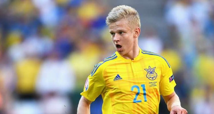 Napoli rilancio per Zinchenko. Pronte due alternative