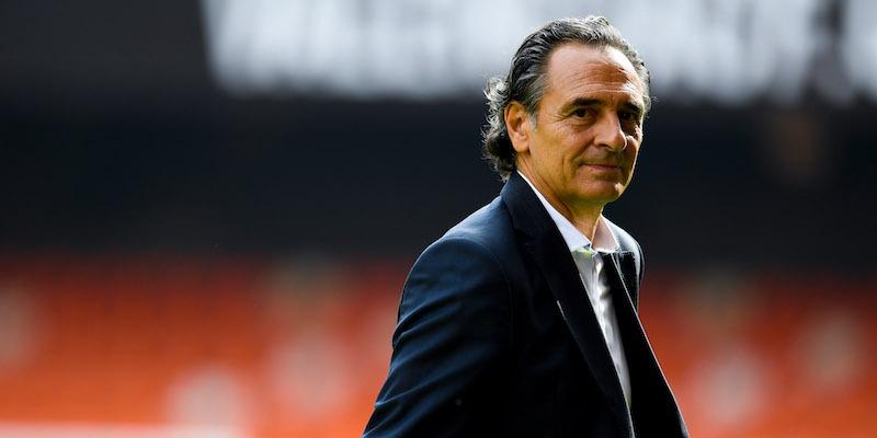 """Prandelli parla al Mattino: """"Attenzione al Nizza anche senza Balotelli sono da temere. Gli azzurri valgono la Juve ma devono convincersi"""""""