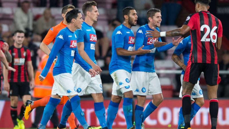 jorgy - IL MATTINO: La squadra inglese  presenta un'offerta al Napoli per Jorginho. Sarri è stato chiaro.