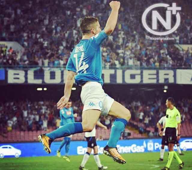 """Vocatelli: """"Si avvera la profezia di Sarri"""", Una profezia che ha trovato pienamente riscontro nel gol di Zielinski. Il Napoli è già uno spettacolo."""