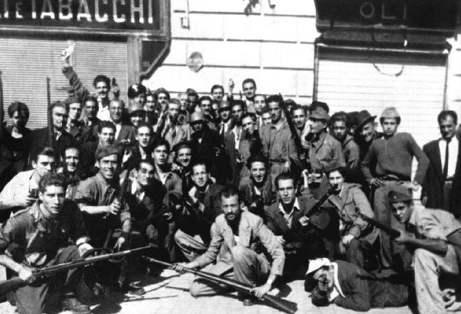 LE QUATTRO GIORNATE DI NAPOLI. La cacciata dei nazifascisti