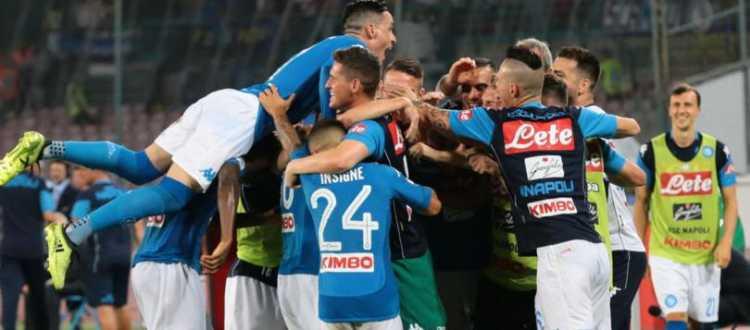 Con  Benitez il Napoli ha acquisito una vocazione offensivista segnando a grappoli Con Sarri le reti sono aumentate. Anche Rog e Ghoulam nella rete...