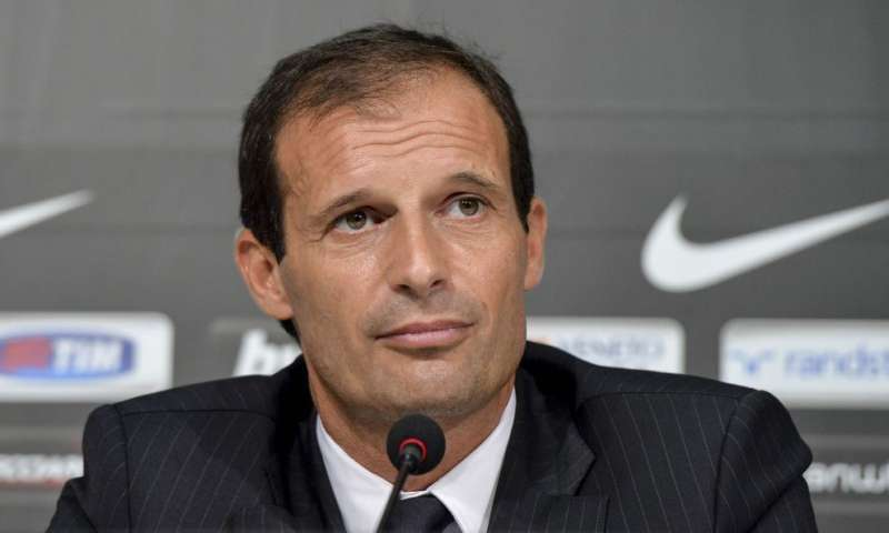 Napoli-Juventus, Allegri si 'smarca':