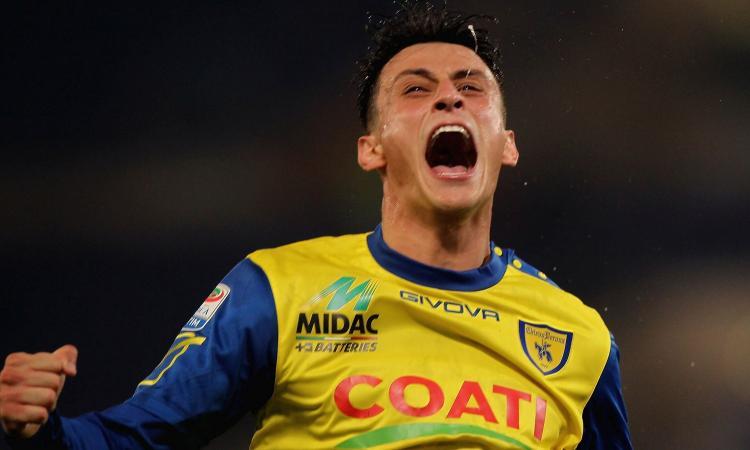 Serie A, Ciciretti sfida Inglese: i due futuri azzurri contro in Benevento-Chievo