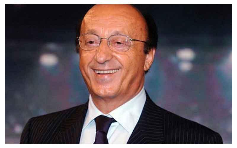 """Napoli senti Moggi: """"Benzema? non è un Top Player , De Laurentiis è furbo..."""""""