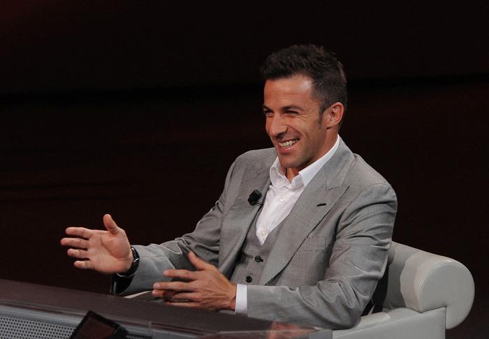 Del Piero: Juve, grave la perdita di Bonucci. Il Napoli? Da scudetto