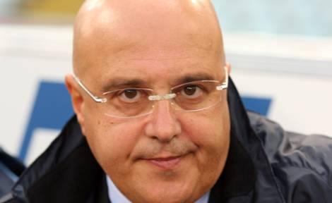 """NAPOLI. Pierpaolo Marino: """"Milik mezzo rotto fanno bene a darlo al Chievo"""". L'ex dg di Napoli e Atalanta parla dell'attaccante polacco."""