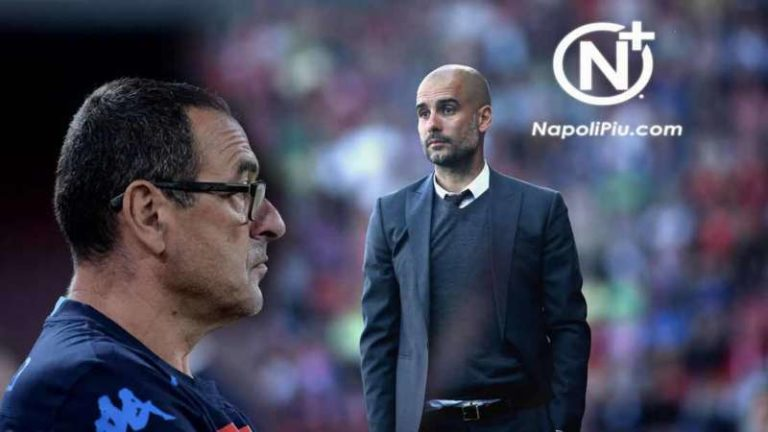 Sarri-Guardiola sfida tra due maestri.Il Sarrismo e il Guardiolismo:L'estetica e la praticità al servizio della squadra.