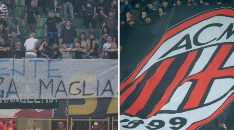 Il derby di Milano è dei cinesi.A San Siro piu' stranieri che italiani. Bandiere nella Chinatown milanese.È il segno dei tempi.