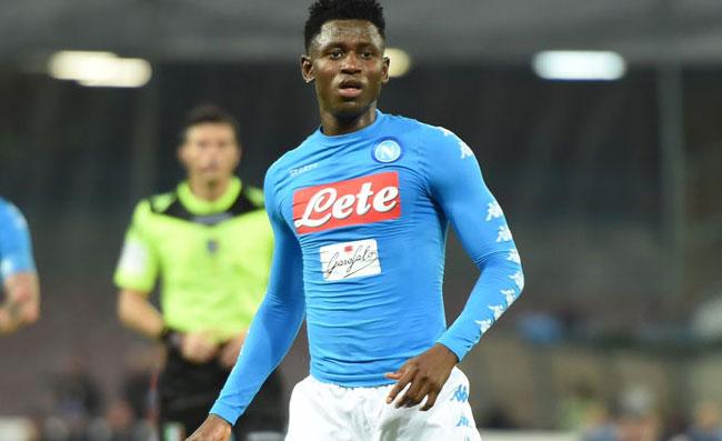 """Amadou Diawara ha parlato in esclusiva alla radio ufficiale del Napoli:""""Vi dico la mia su Napoli-Inter. Vincere lo scudetto a 20 anni? magari..."""""""