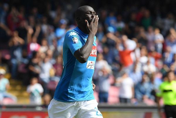"""Bruno Satin,procuratore di Koulibaly risponde alle voci di mercato sul difensore azzurro:""""Il Barcellona? non può permetterselo""""."""