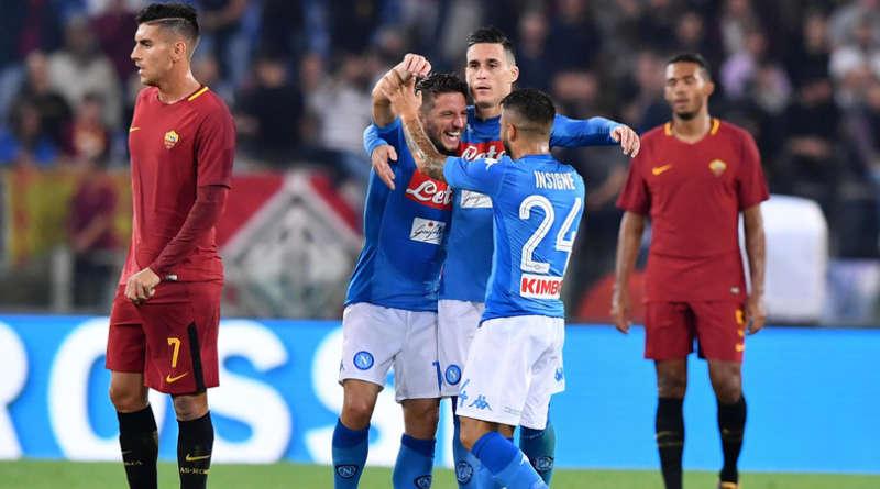 La società ringrazia gli azzurri. Napoli, cammino da record è il titolo dell'articolo apparso sul sito ufficiale degli azzurri