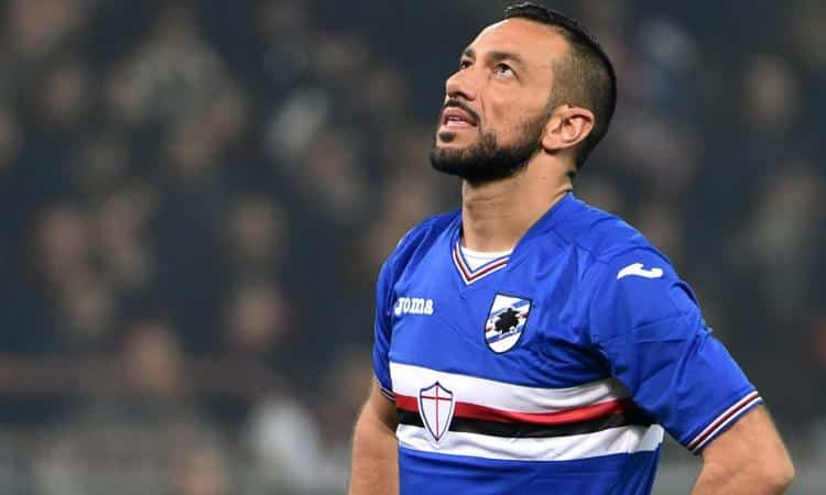 """Fabio Quagliarella sul Napoli: """"ripenso alle parole che dissero quando firmai per il Napoli"""". L'attaccante ha parlato anche degli azzurri."""