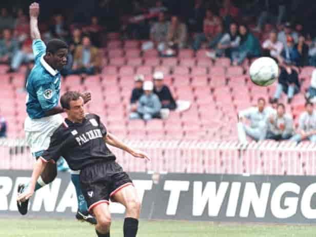 Beto Joubert Araújo Martins  Il centrocampista brasiliano degli anni '90 che Ferlaino preferì a Ronaldinho ritorna a parlare del Napoli.