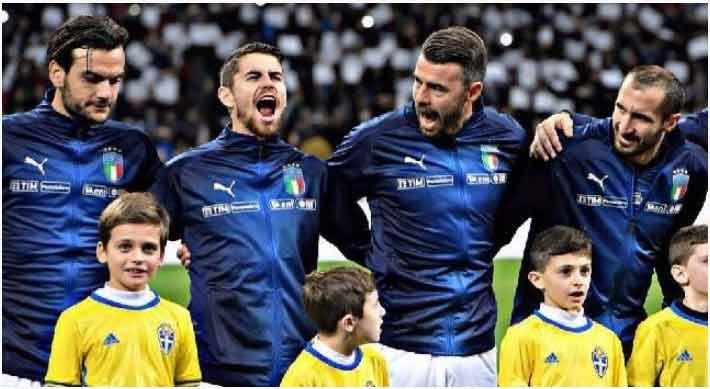 """Massimo Mauro contro Jorginho. Il commentatore di Sky sport critica la gara del Napoletano: """" secondo tempo disastroso"""". Sacchi lo mette a tacere."""