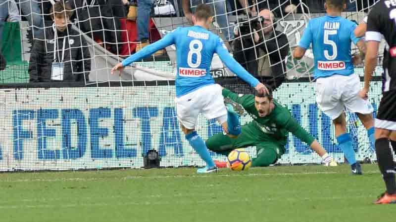 Napoli, Jorginho: