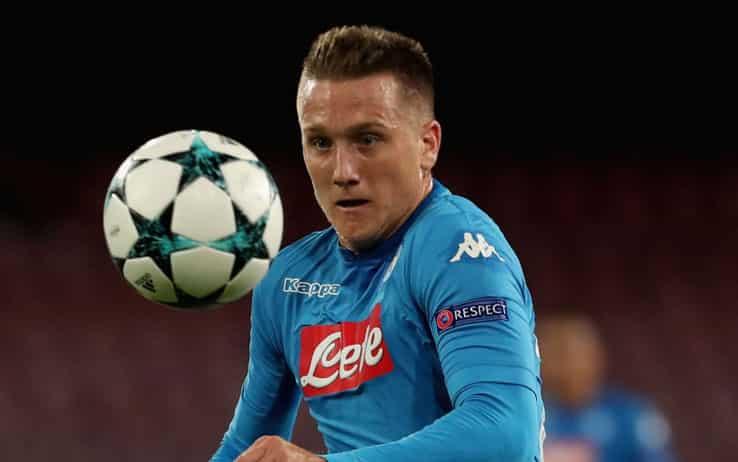 Tensione sul rinnovo di Zielinski con il Napoli. L'Arsenal osserva la situazione