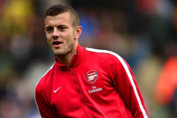 """Napoli, Giuntoli su Wilshere dell'Arsenal. Il centrocampista inglese è un """"fenomeno"""" reduce da alcuni infortuni, ma ha una qualità tecnica altissima."""