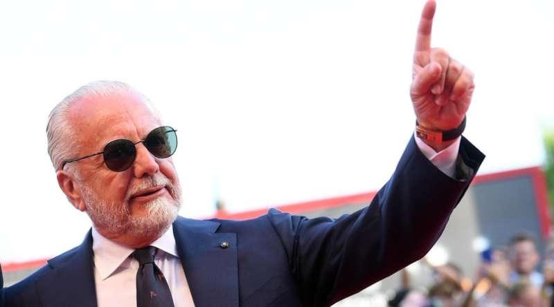 Napoli, nuovo stadio: De Laurentiis sceglie Melito