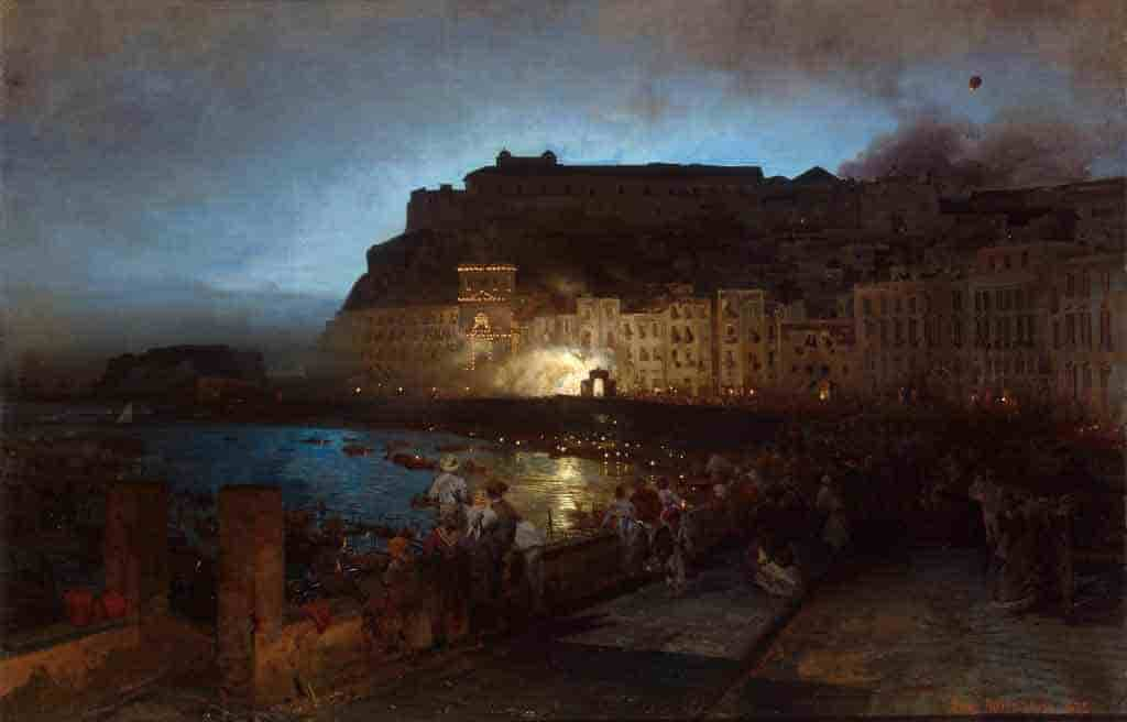 La storia di Santa Lucia e le celebrazioni a Napoli Ogni anno il 12 e 13 dicembre nel borgo napoletano si celebra il martirio della Santa di Siracusa.