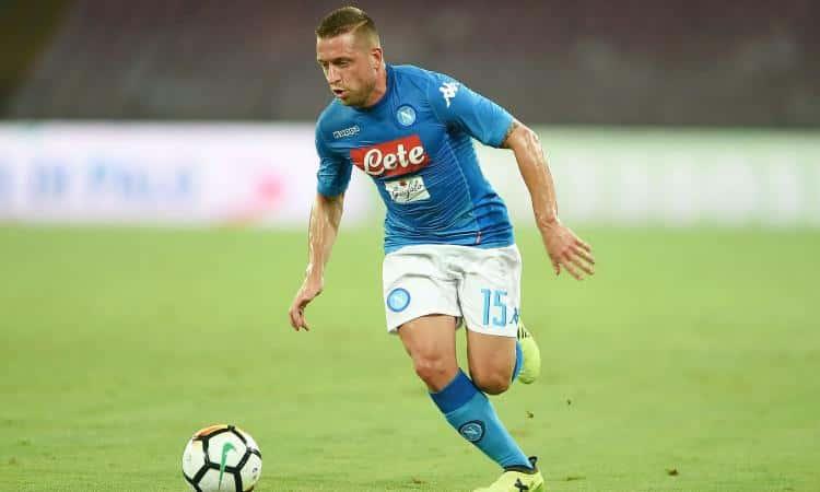 Sky - Atalanta interessata a Giaccherini: l'azzurro individuato come sostituto di Kurtic