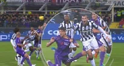 Cagliari-Juventus, la ricostruzione della decisione su Bernardeschi
