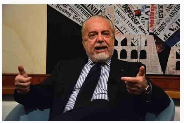 A radio Goal è intervenuto il presidente della Ssc Napoli Aurelio De Laurentiis su Machach e il mercato degli azzurri. De Laurentiis ha rivelato di aver incontrato Sarri a Figline Valdarno e Pistocchi risponde con un Tweet.