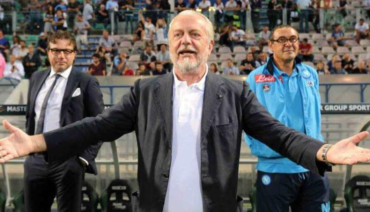 """Milano, compare a San Siro lo striscione """"ADL romano buffone"""""""