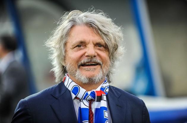 "Ferrero: ""Juve? in Italia non avrebbero fischiato. Torreira?, De Laurentiis..."""