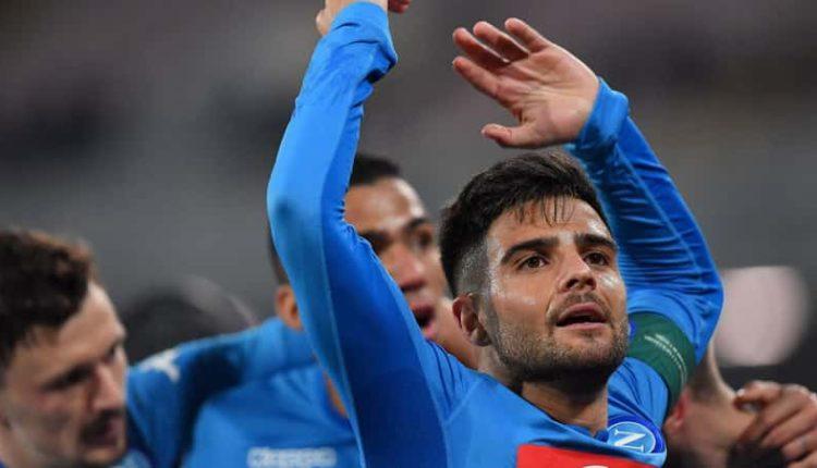 A Firenze Insigne e gli azzurri stanno pensando ad un bel gesto