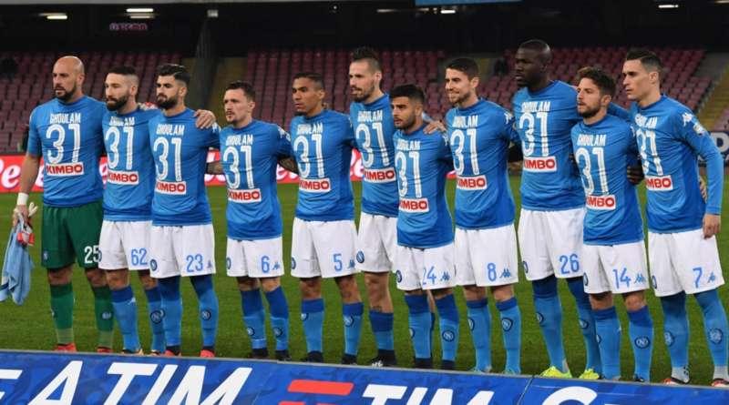 Napoli-Lazio la maglia di Gholulam il calcio spettacolo e la fuga di Tare